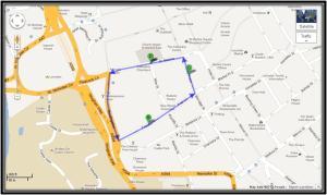 Dig SiteGoogle Maps